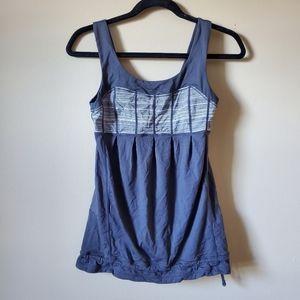 Lululemon workout shirt size 4
